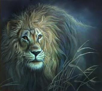 worldartcafe Lion
